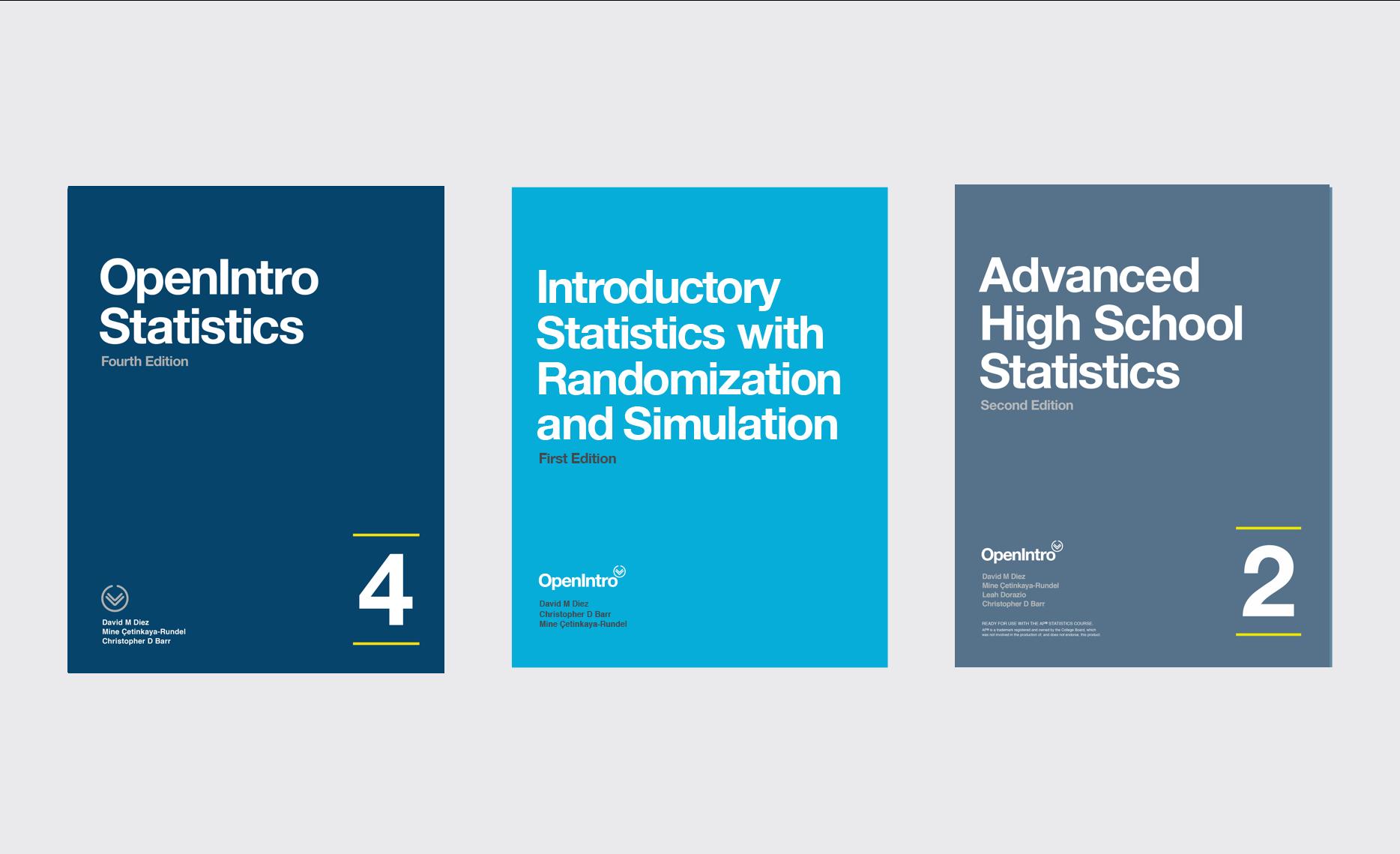 OpenIntro Statistics